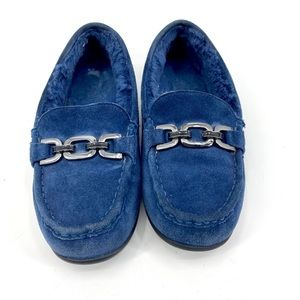 Abeo Vaughan shearling lined loafer 9